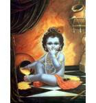 Krishna, the Butter Thief (Greeting Card Pack of 10)