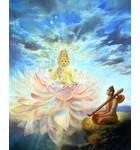 Narada Muni Speaks With Lord Brahma