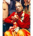 Srila Prabhupada in New York, Red Sweater