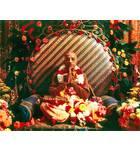 Srila Prabhupada in Paris, Folded Hands on Vyasasana