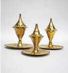 Incense Holder -- Brass