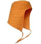 Prabhupada Cap -- Saffron Cotton