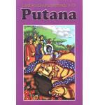 Krishna's Pastimes with Putana (Children's Story Book)