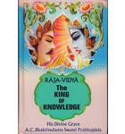 The King Of Knowledge - Raja Vidya - Hard Cover