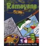 Ramayana Coloring and Activity Book