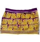 """Tulsi Maharani Dress for Pot Heavy Embroidery (13"""")"""