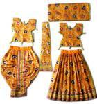 Radha Krishna Dress Embroidered (R2150)