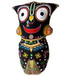 "Childrens Stuffed Toy: Big Lord Jagannatha Doll (10""x20"")"