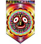 Art Flag -- Lord Jagannatha